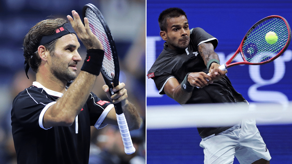 Federer Predicts a 'Solid Career' For Sumit Nagal