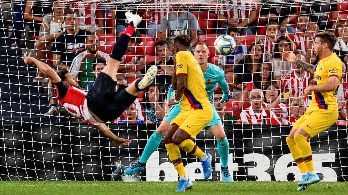 La Liga: Bilbao's 38-Year-Old Striker Stuns Barcelona