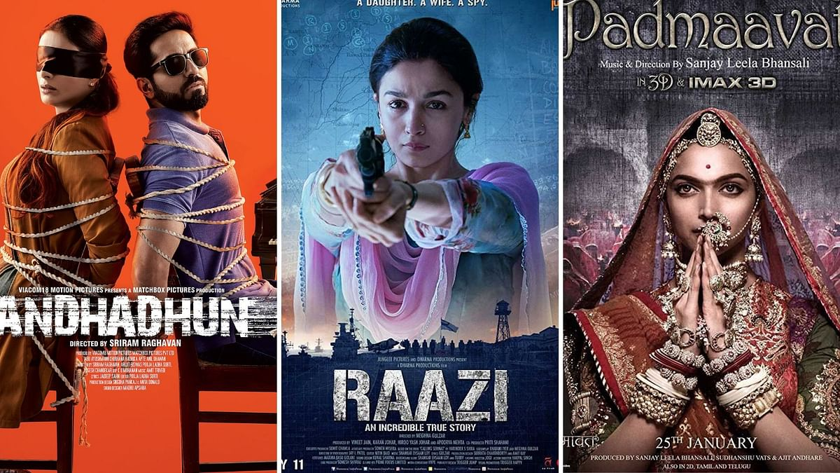 IIFA Awards 2019 Full List of Nominations: 'Andhadhun ...