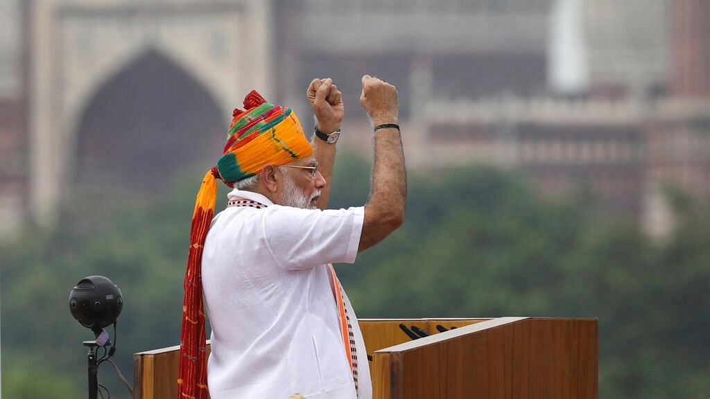 I-Day Wishes Pour in From Across the World, PM Hails Nation's Rise