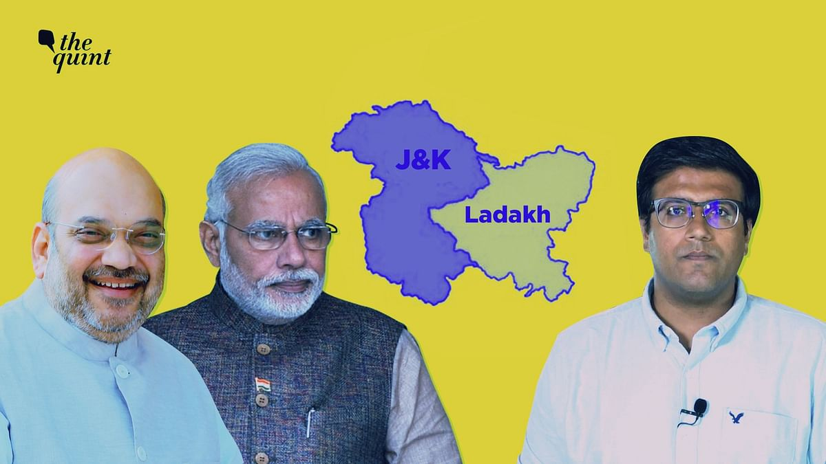 Modi-Shah's Kashmir Blueprint: Decoding the J&K Bill