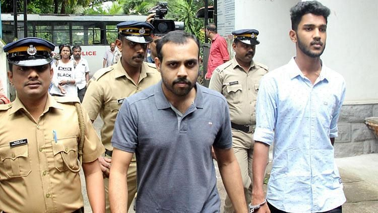 Shanu Chacko, one of the ten convicted in the Kevin Joseph murder case.
