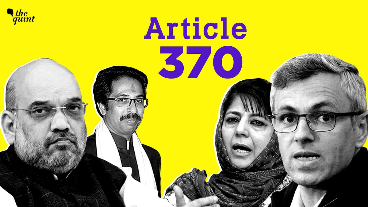 Article 370 Effectively Revoked, Who Opposed & Who Supported It?