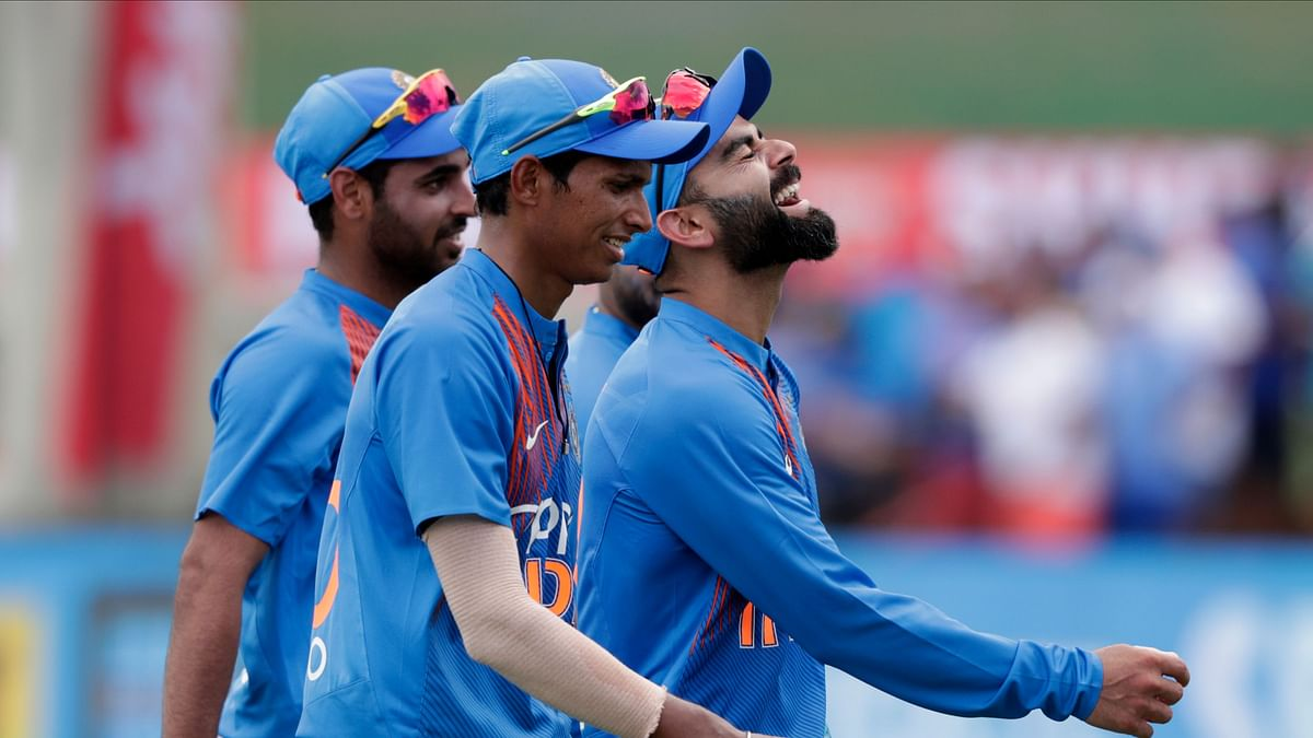 Rohit & Krunal Power India to T20I Series Victory Over West Indies