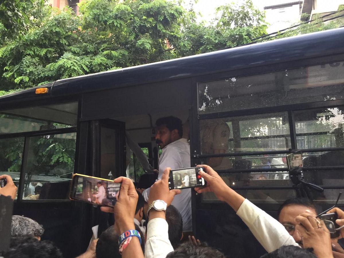 Ravidas Temple Protest: Azad & Others Get 14-Day Judicial Custody