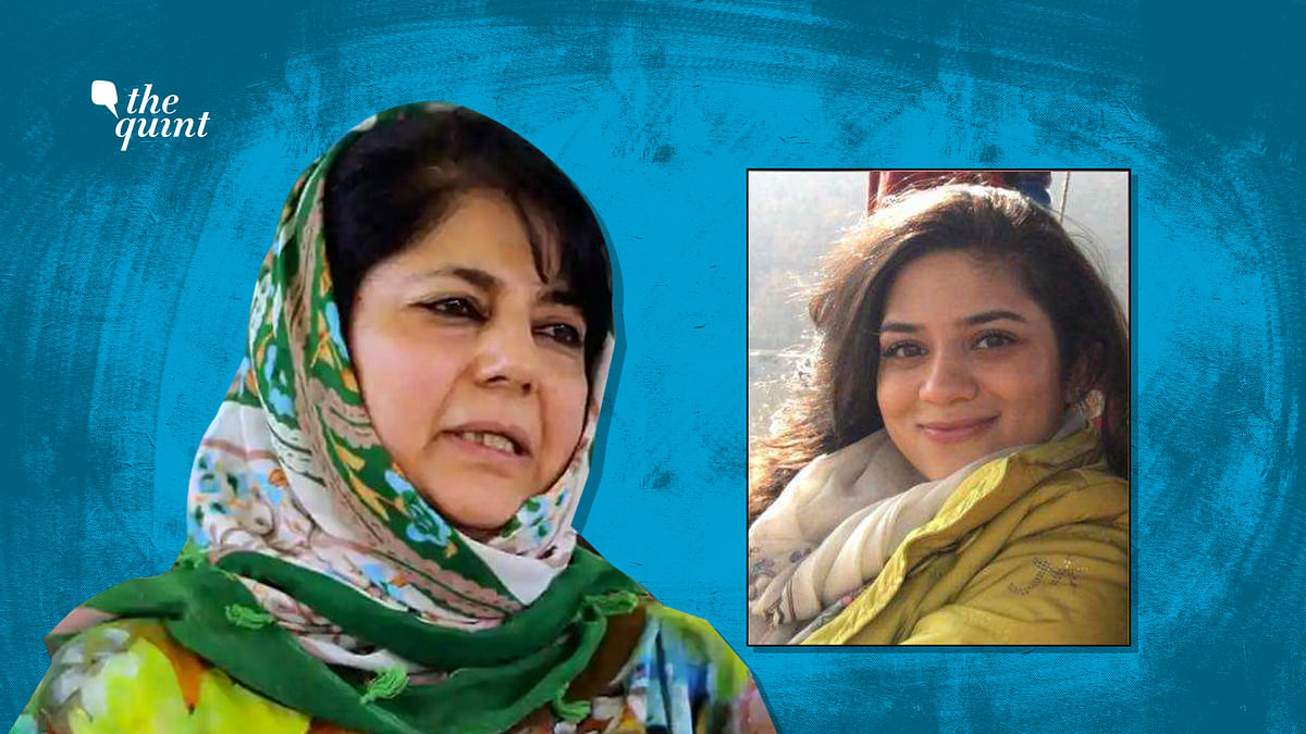 The daughter of former Jammu and Kashmir Chief Minister Mehbooba Mufti, has written to the government on behalf of her mother seeking information on the state of affairs in Jammu and Kashmir, post abrogation of Article 370.