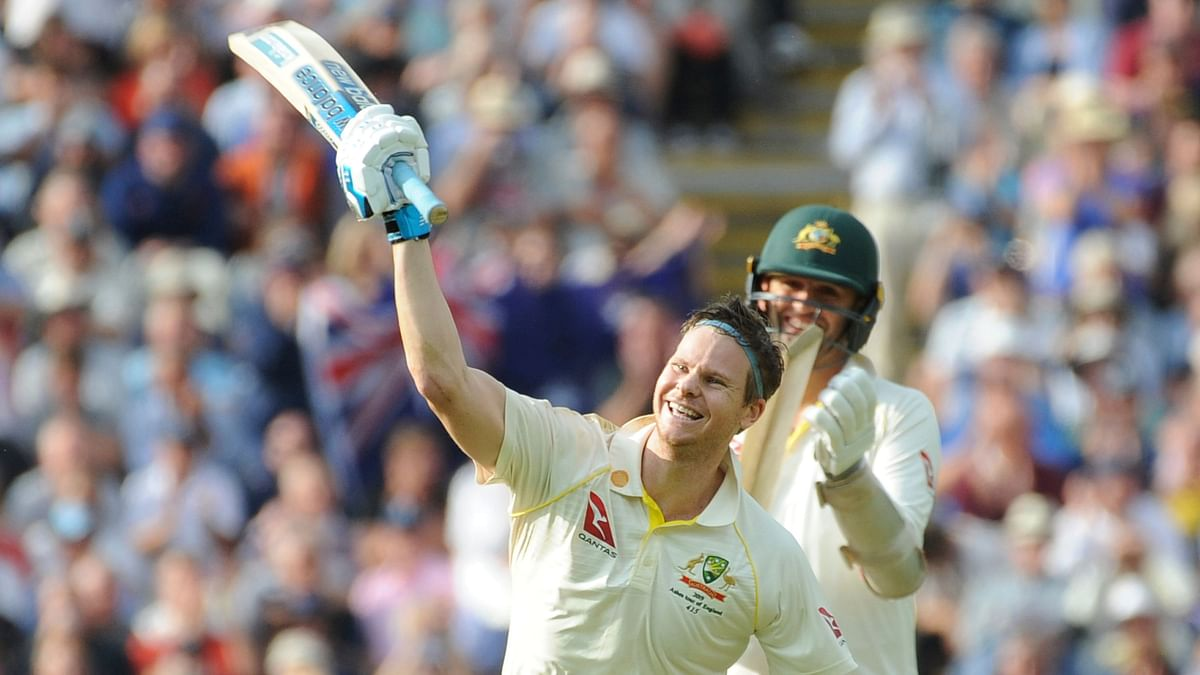 Steve Smith returned following a 12-month ban for his involvement in a ball-tampering scandal with two centuries against England during the first Test.