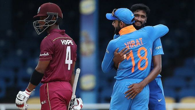 West Indies top-order have failed to impress till now in the ODIs as well as in the T20Is.