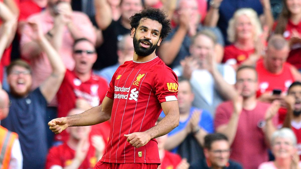 With one of the best goals so far this season, Salah capped Liverpool's 3-1 win over Arsenal.