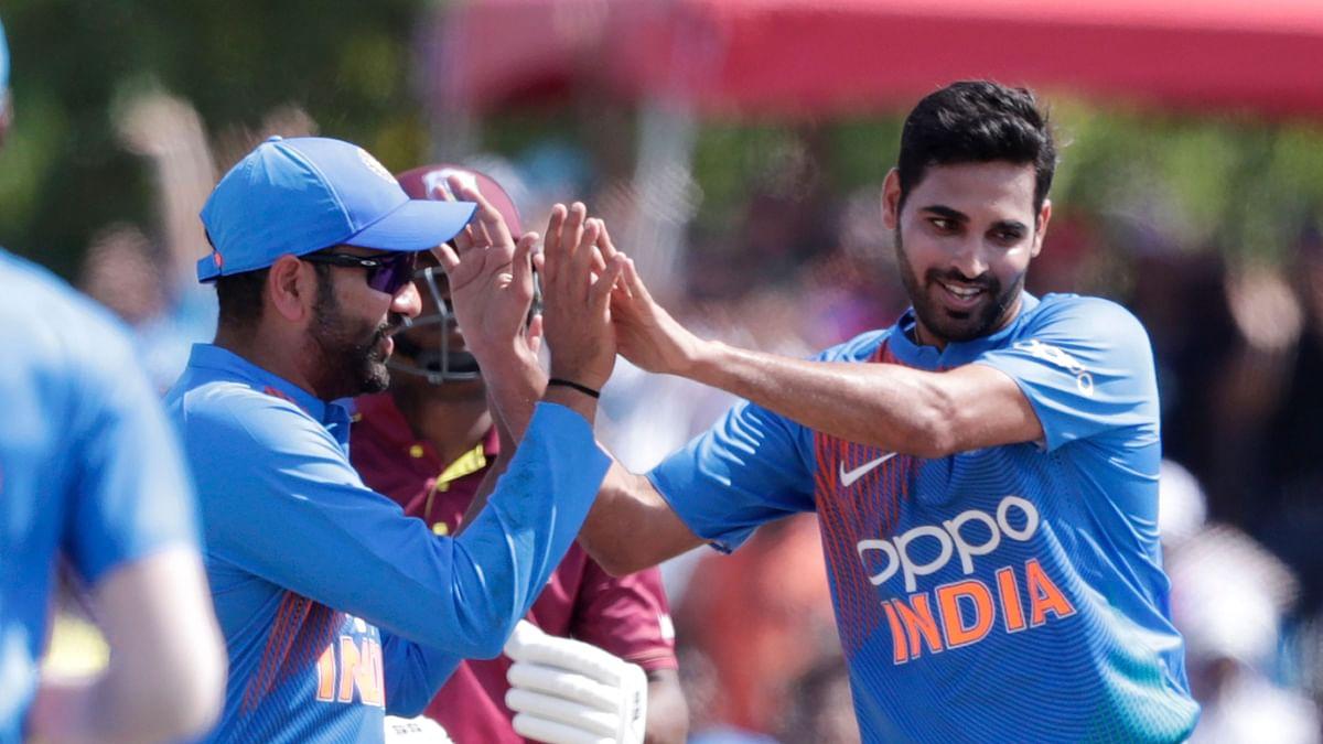 Bhuvneshwar Kumar On Navdeep Saini's Debut & India's Win Over WI
