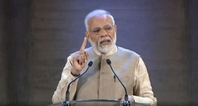 Modi happy with Statue of Unity's growing popularity