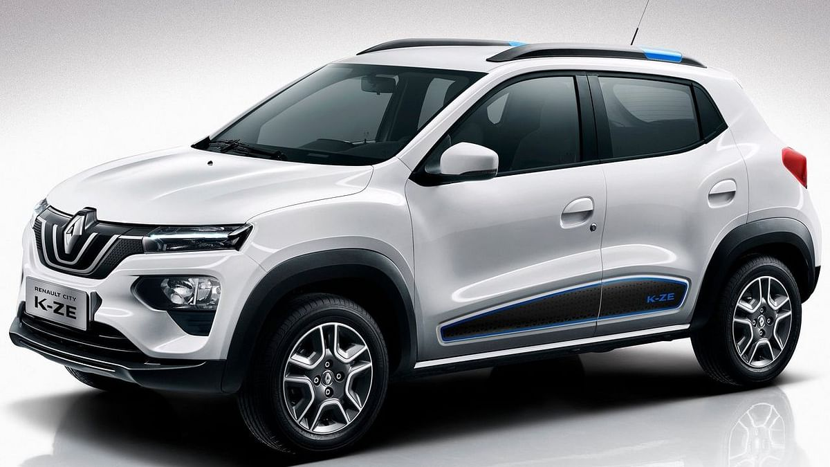 The facelifted Renault Kwid is likely to be similar to the Renault City K-ZE shown at the Shanghai Motor Show.