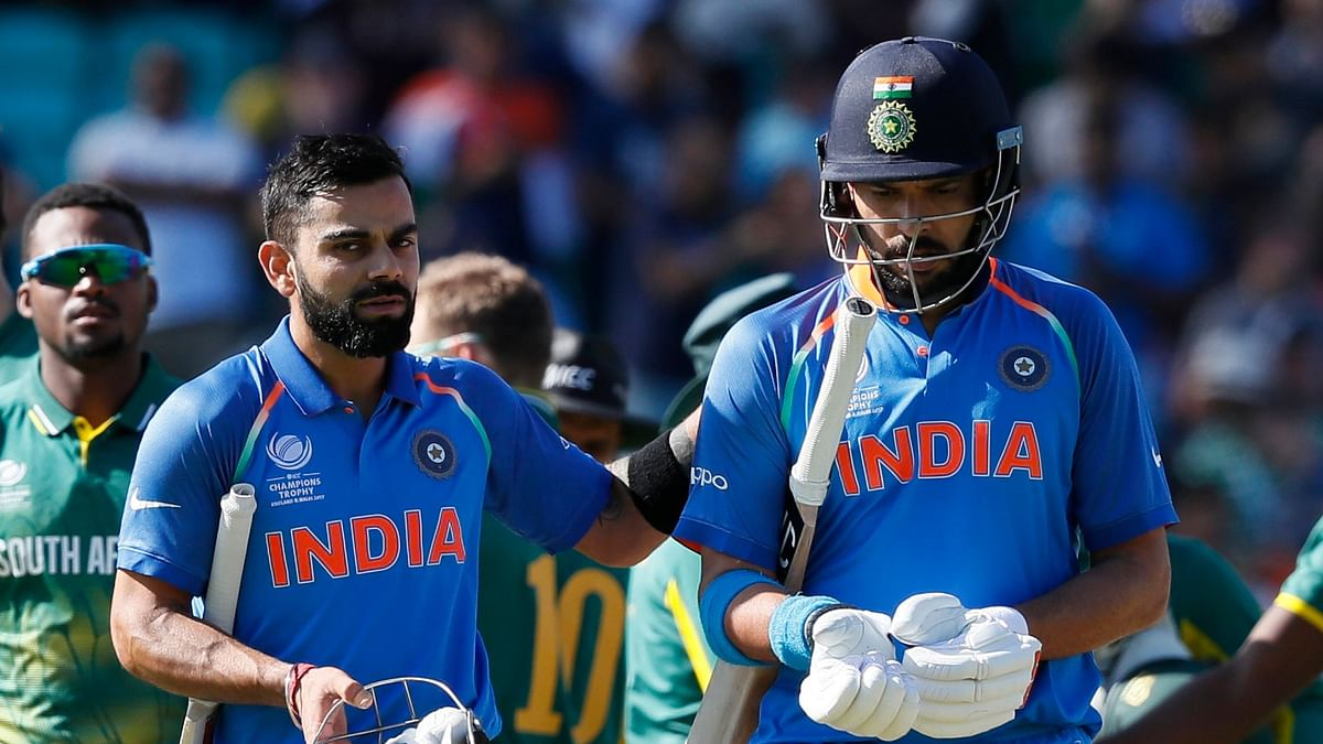 Yuvraj Singh has hinted that Virat didn't inform him before dropping him from the Indian team in 2017.