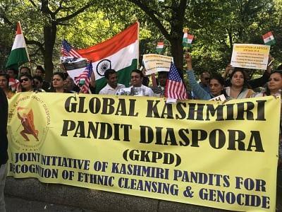 Kashmiri Pandits slam