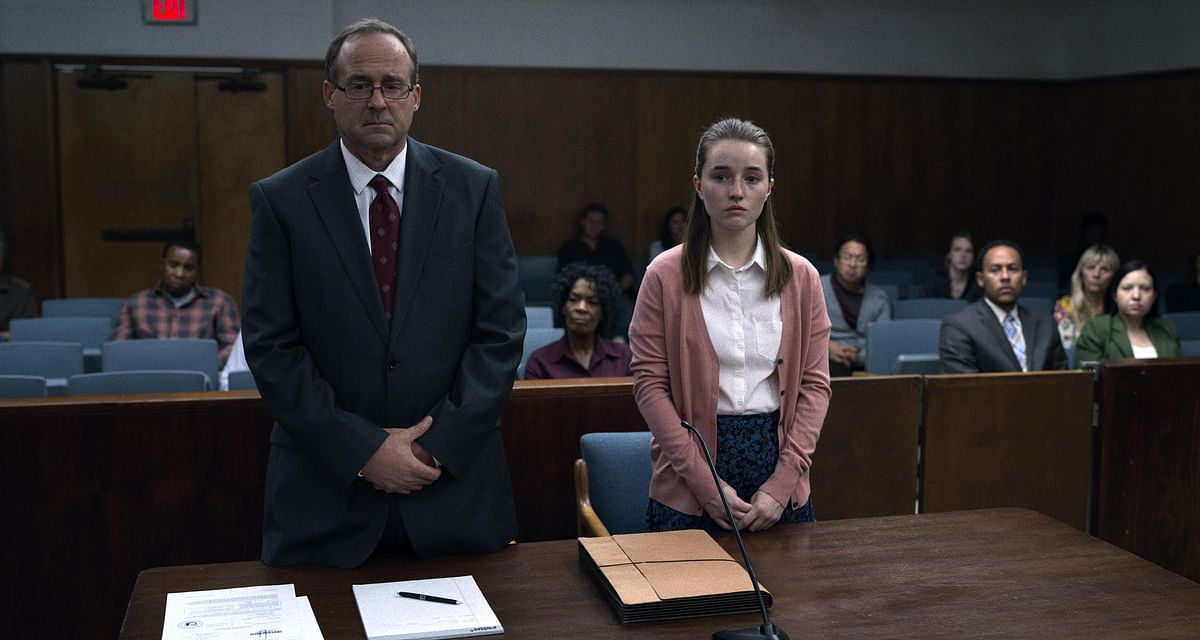 Kaitlyn Dever in <i>Unbelievable</i>.