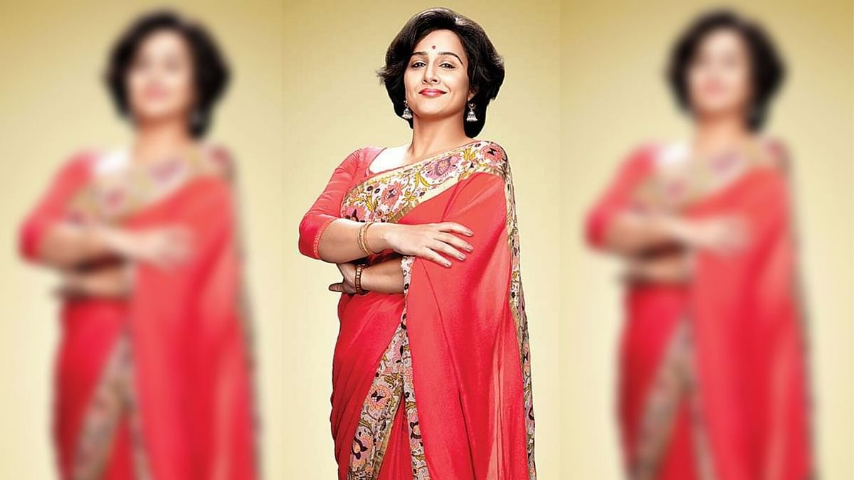 Vidya Balan to play 'human computer' Shakuntala Devi in next film.