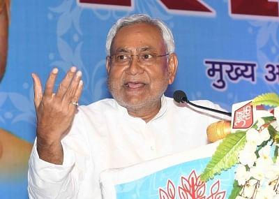 Nitish should enter Centre's politics now: BJP