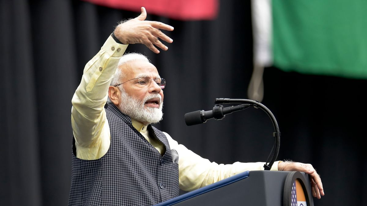Diversity is Base of Our Democracy: PM on Language at 'Howdy Modi'