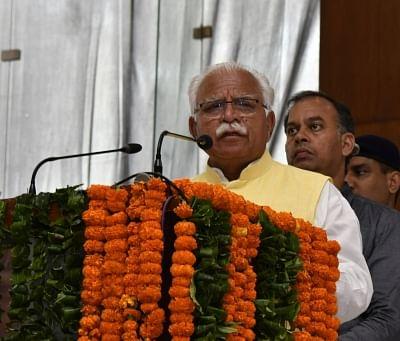 Haryana CM launches UDAN regional connectivity scheme