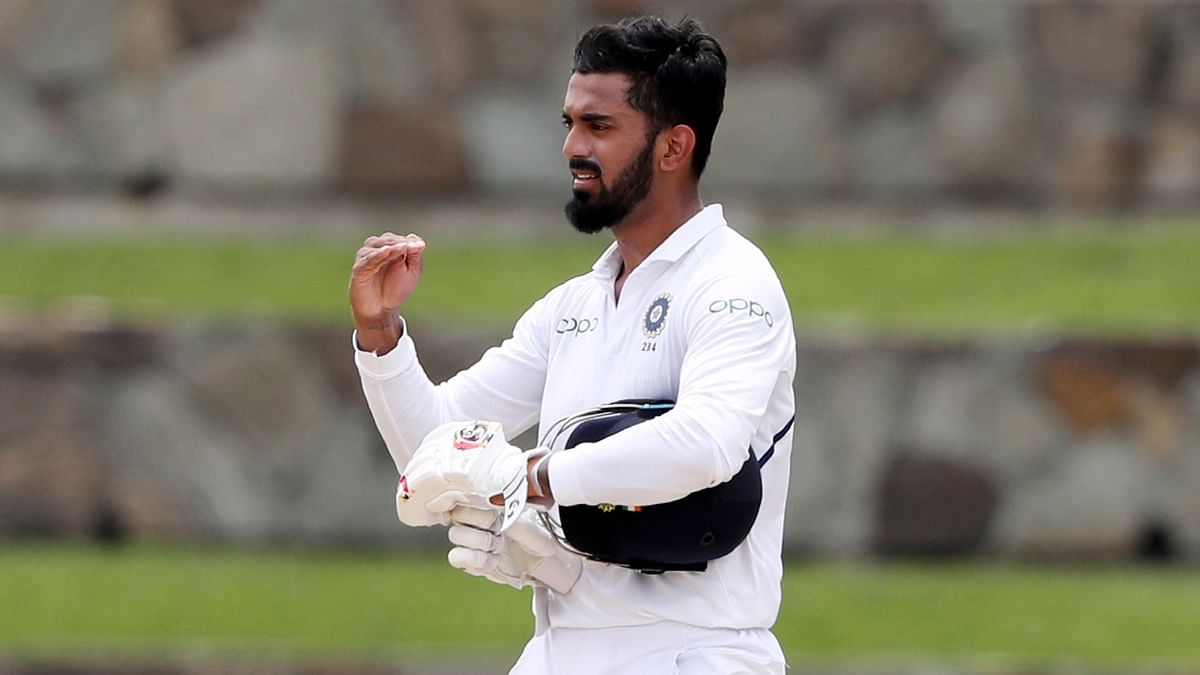 KL Rahul hasn't managed a fifty-plus score since his 149 against England at the Oval 12 innings ago, in September.