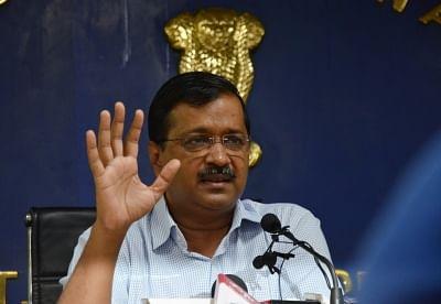 Delhi Chief Minister Arvind Kejriwal. (Photo: IANS)