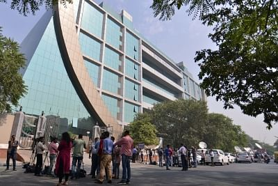 CBI Headquarters. (File Photo: IANS)
