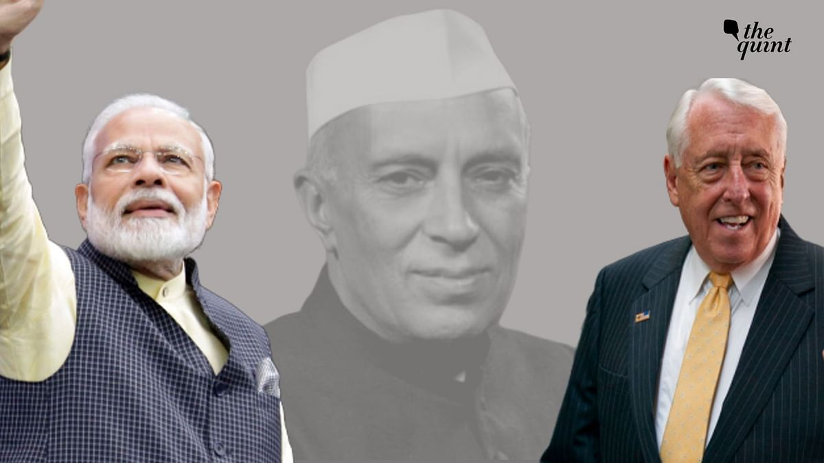 By Bringing Up Nehru, Hoyer's Speech at 'Howdy, Modi' Turns Heads