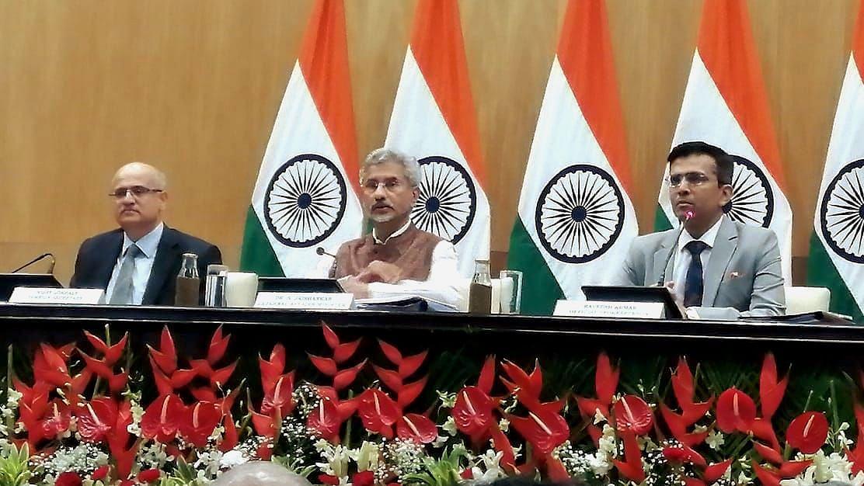 'We Expect to Have Physical Jurisdiction Over PoK': EAM Jaishankar