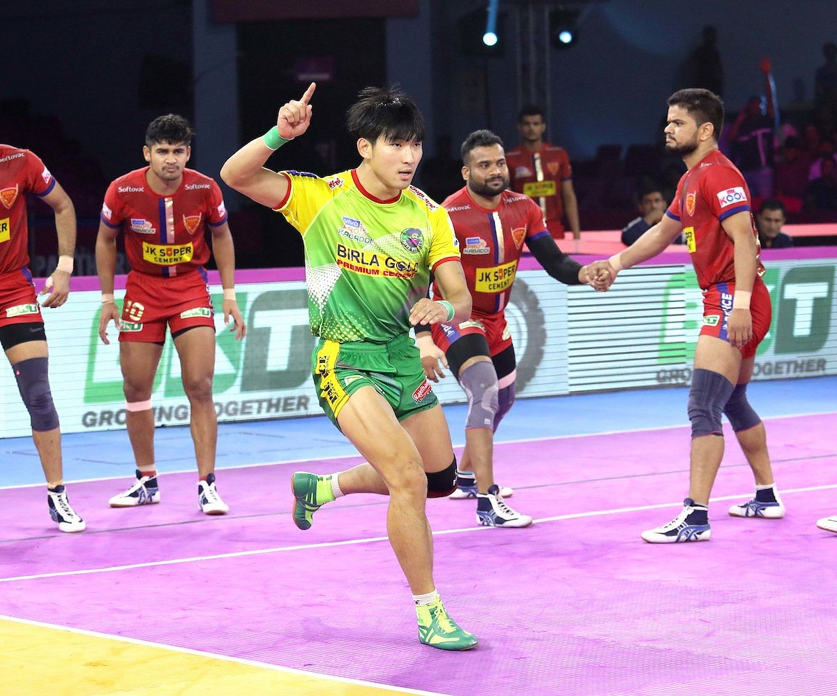 PKL 7: Delhi Beat Patna in Nailbiting 43-39 Contest