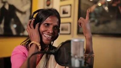 Internet singing sensation Ranu Mondal.
