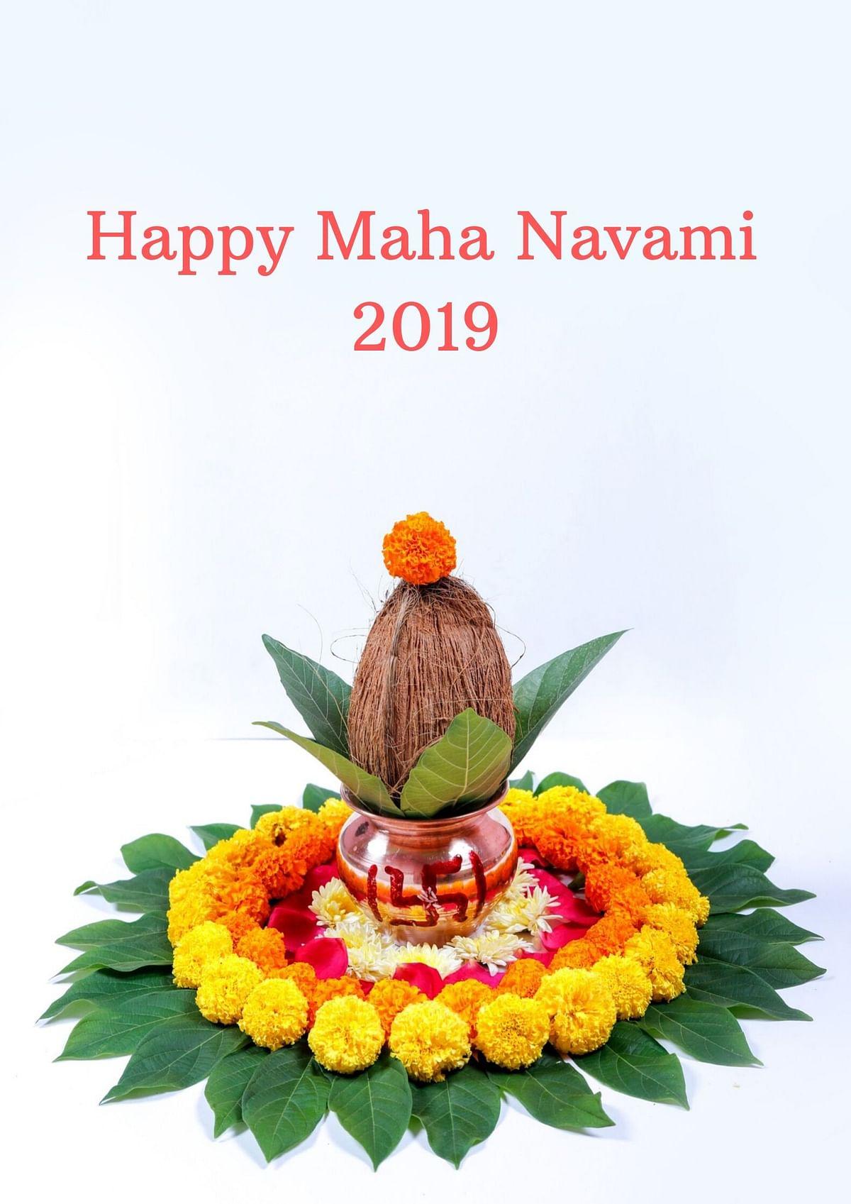 Happy Maha Navami (Durga Navami) 2019