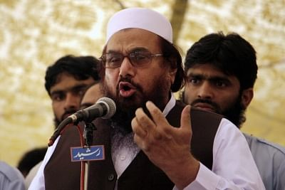 Hafiz Saeed.