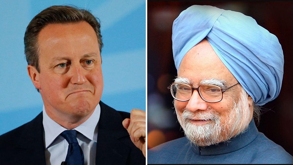 David Cameron's Book Reveals Manmohan Was 'Robust' on Pak Threats
