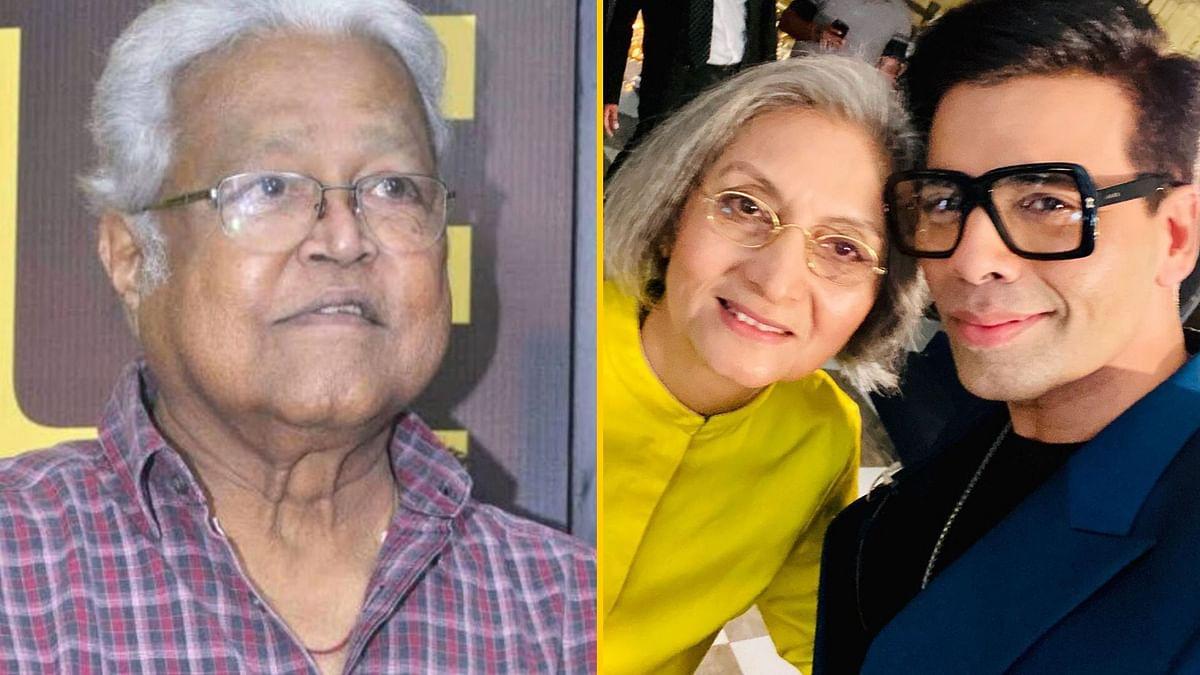 QuickE: Viju Khote No More; Ma Anand Sheela Speaks to KJo