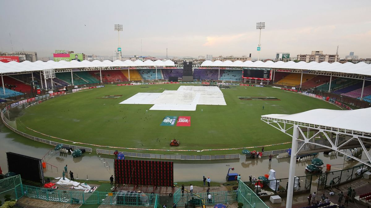 The ICC posted a hilarious tweet to announce the rescheduling of the second Sri Lanka vs Pakistan ODI in Karachi.