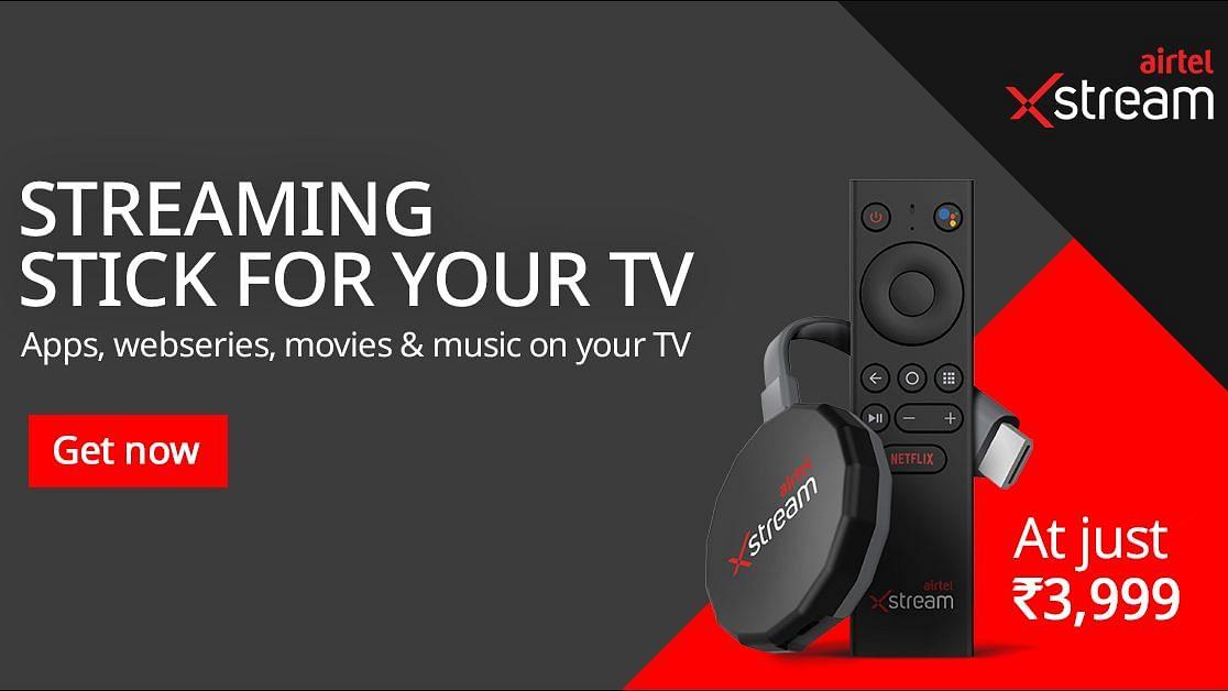 Airtel Xstream: A Converged Digital Entertainment Solution