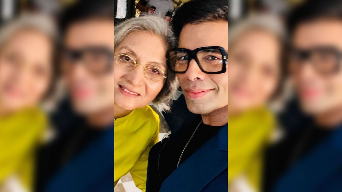 Was Shocked: Ma Anand Sheela Speaks About Osho's Accusation to KJo