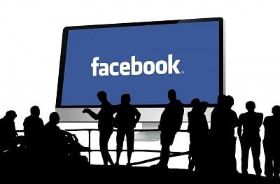 Facebook. (File Photo: IANS)