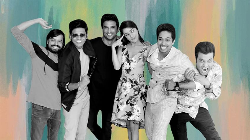 Being the Only Girl in the Gang (Ft. Shraddha & 'Chhichhore' Boys)