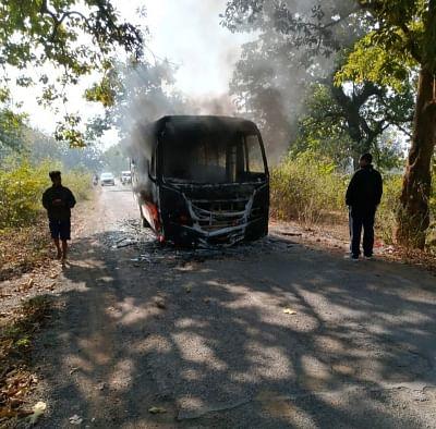 Maoist activity on the rise in poll-bound Dantewada