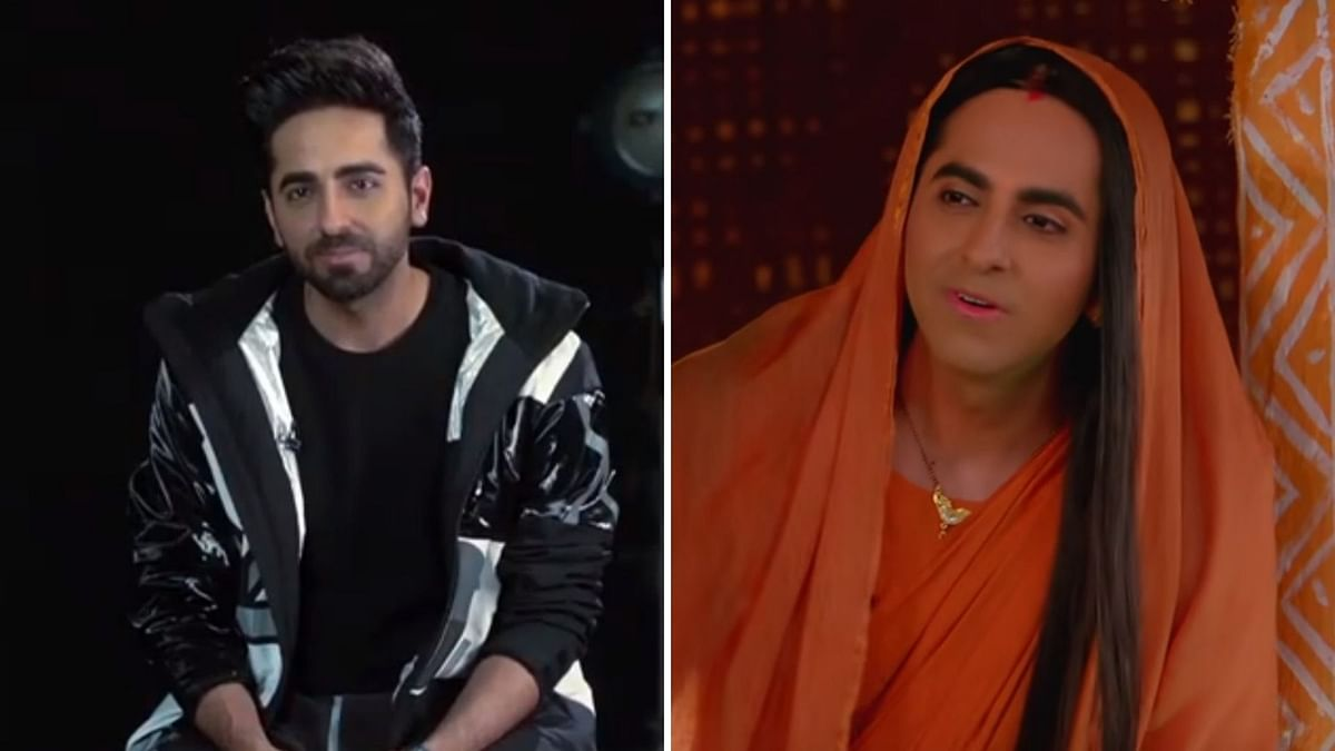 Video: How Ayushmann Transformed into 'Dream Girl' Pooja