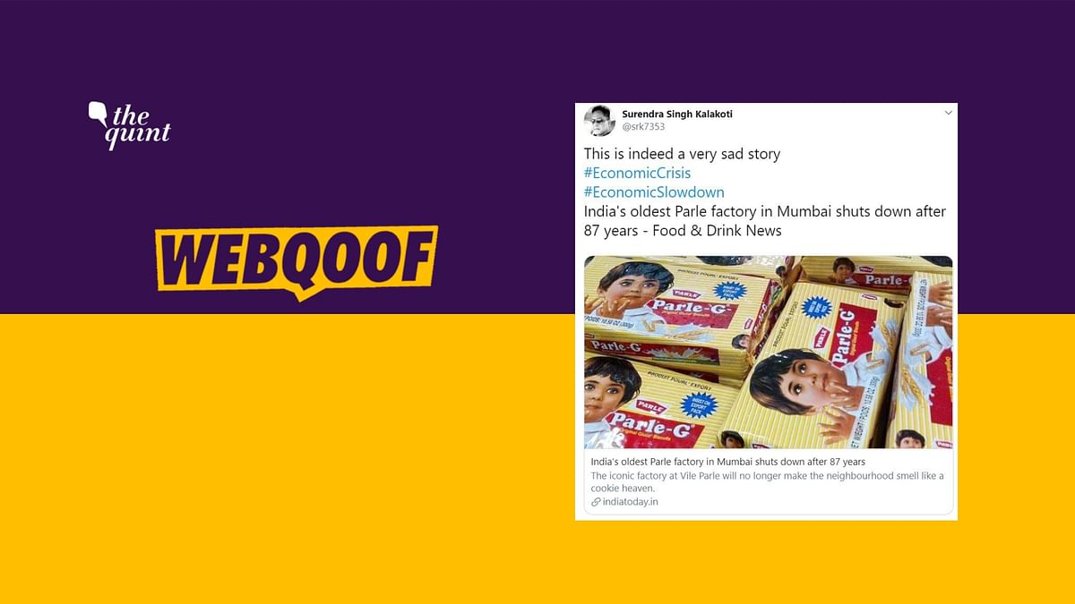 Did Parle Shut Down its Iconic Mumbai Factory Now After 87 Years?