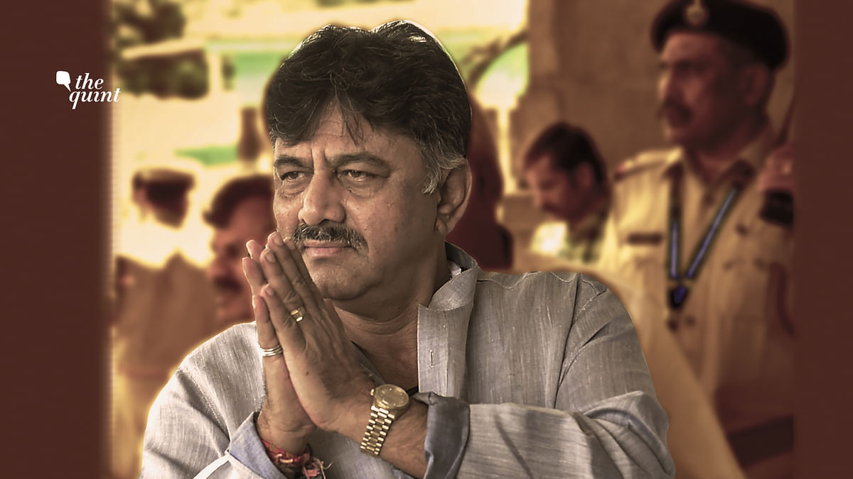 How CBI Raid Against DK Shivakumar Could Help Congress in Bypolls
