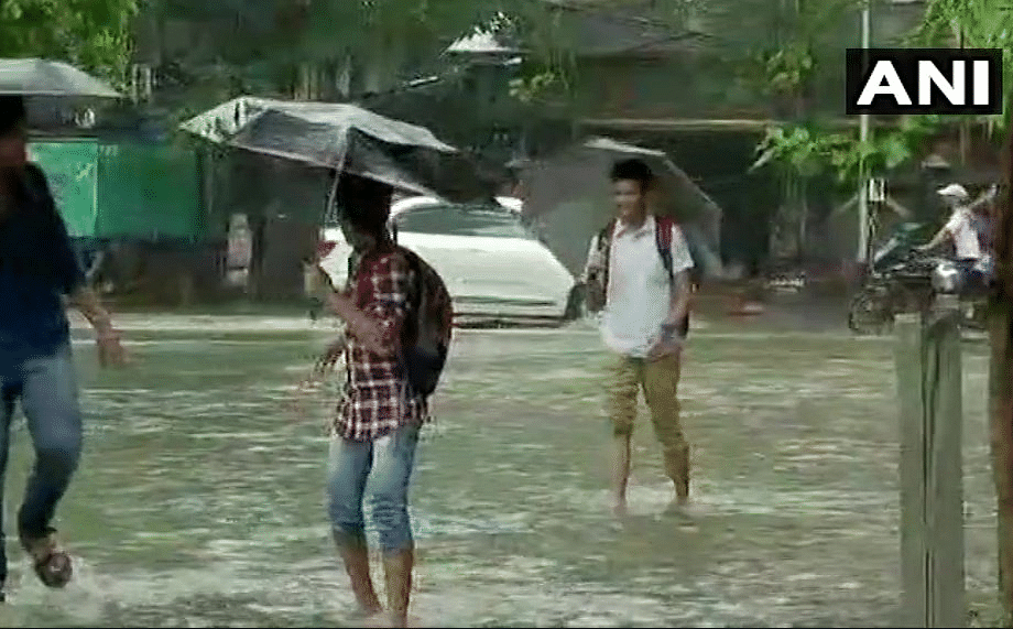 Sion experiences water-logging.