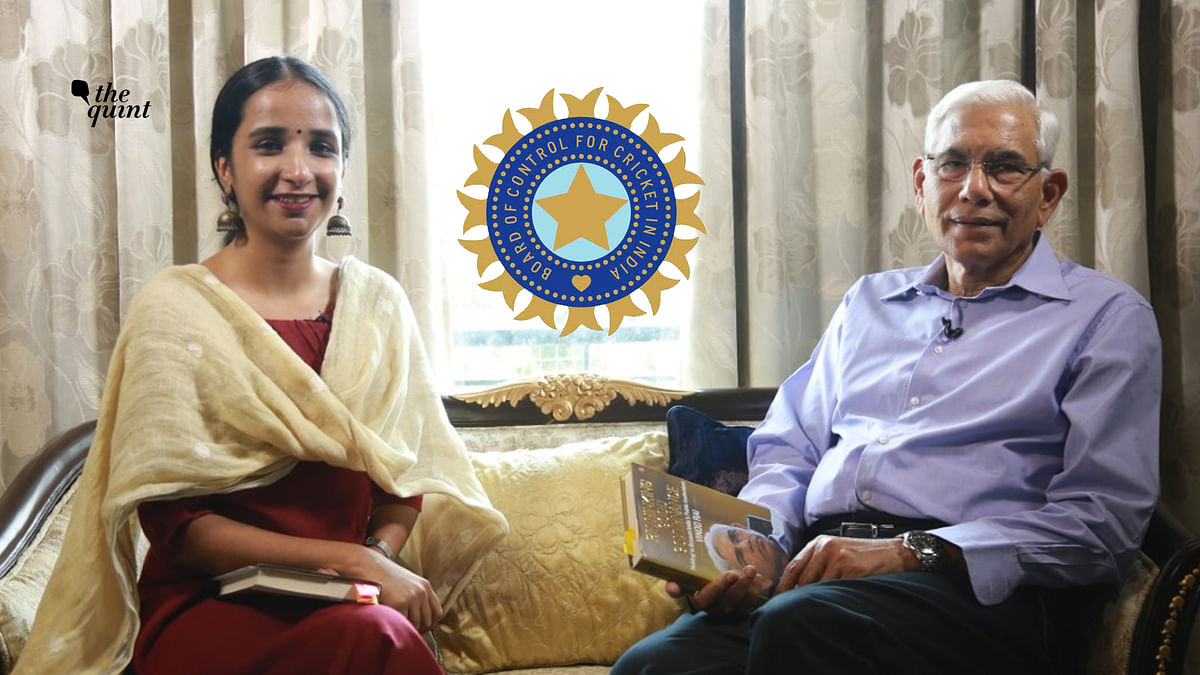 Vinod Rai Talks About Upcoming BCCI Elections & CoA Disagreements