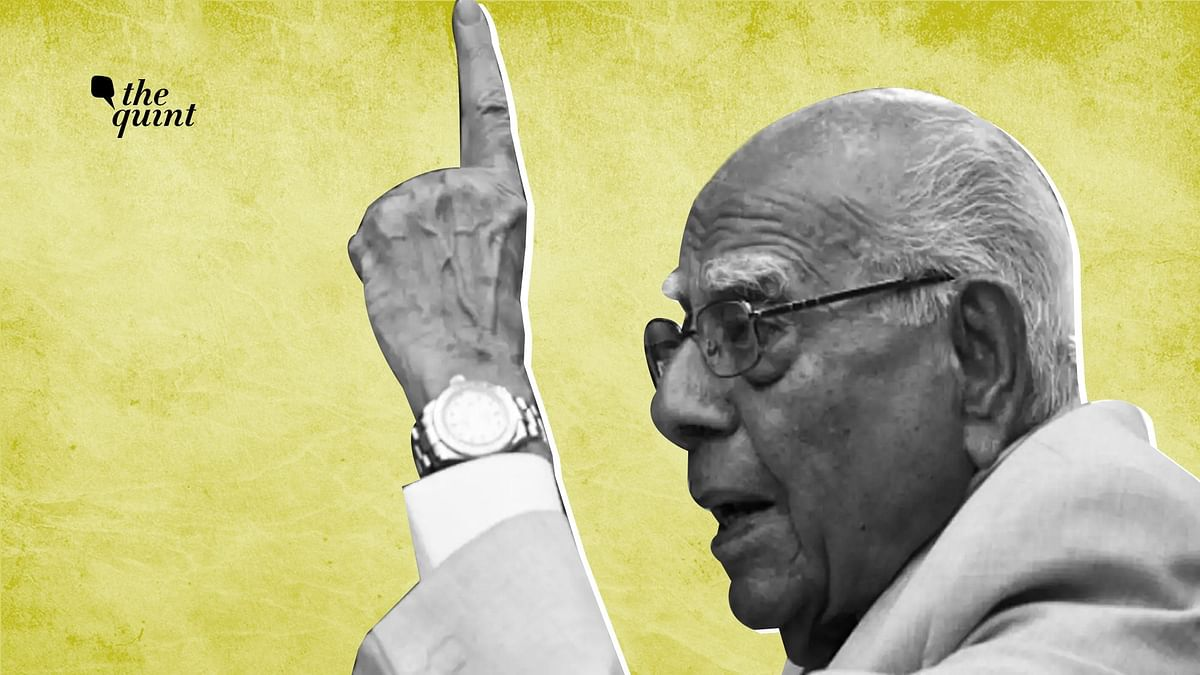 Jethmalani Explained Article 370 to PM in 2014 & BJP 'Kept Quiet'