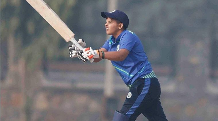 During the 2018-19 senior women's inter-state T20 tournament, Shefali scored 186 runs from six innings at a  strike rate of 187.87.