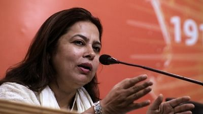 'Quit Plastic, Drink Water from Cupped Hands': Meenakshi Lekhi