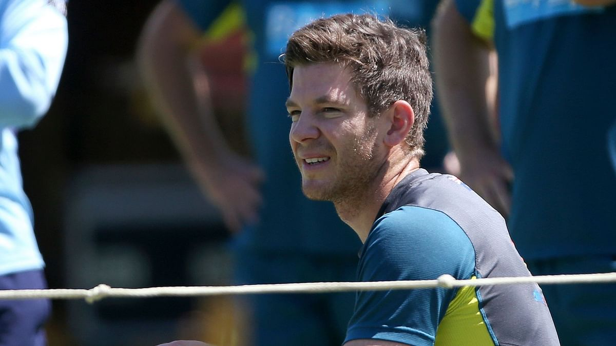 Tim Paine Eyes 'Mouth-Watering' Test Series Against India