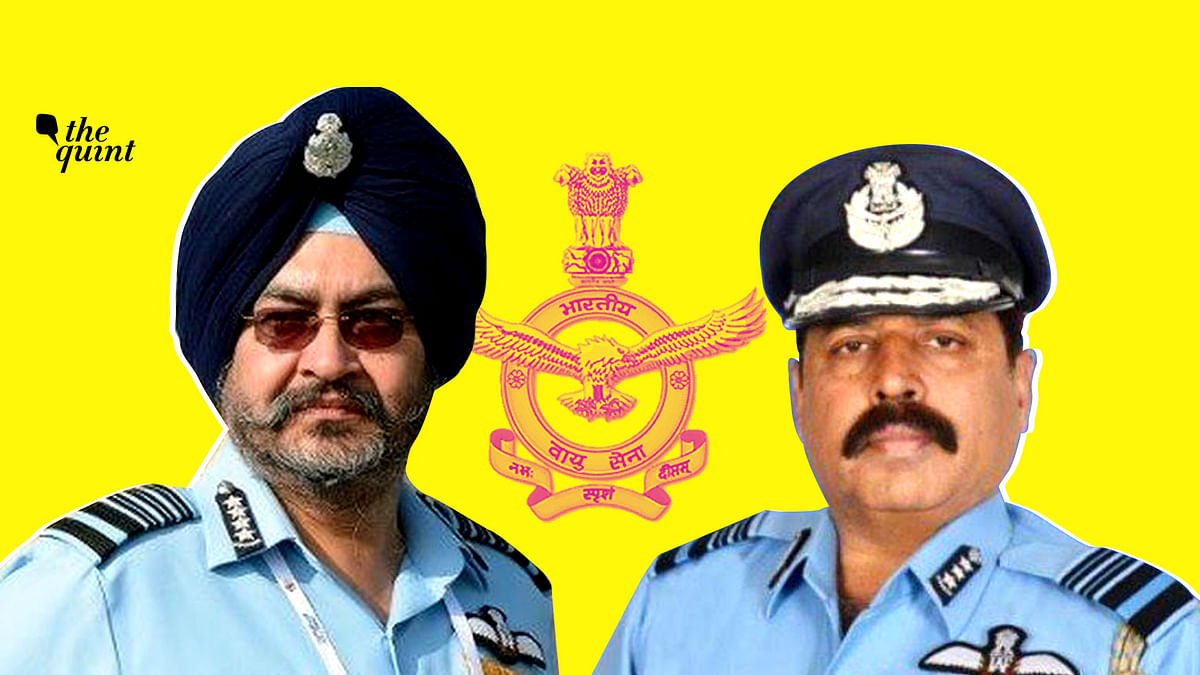 Air Marshal RKS Bhadauria will replace current air chief BS Dhanoa.